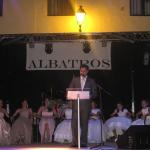 Pregonero de las fiestas de Villanueva de Sijena