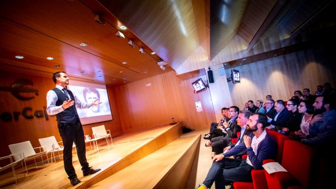Presentación de El Penalti de Panenka en Zaragoza