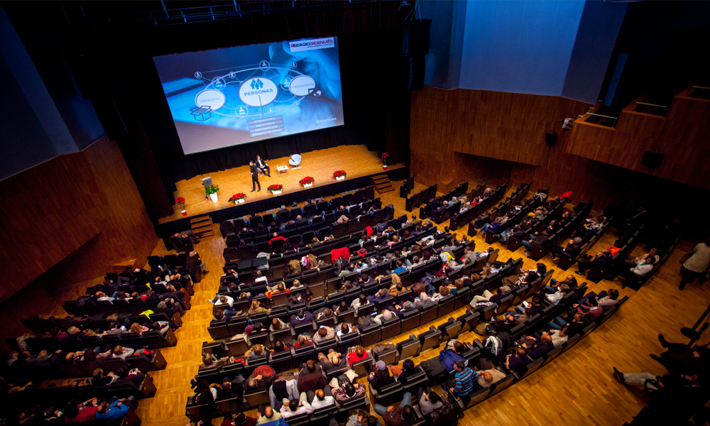 Conferencia Congreso de Personas