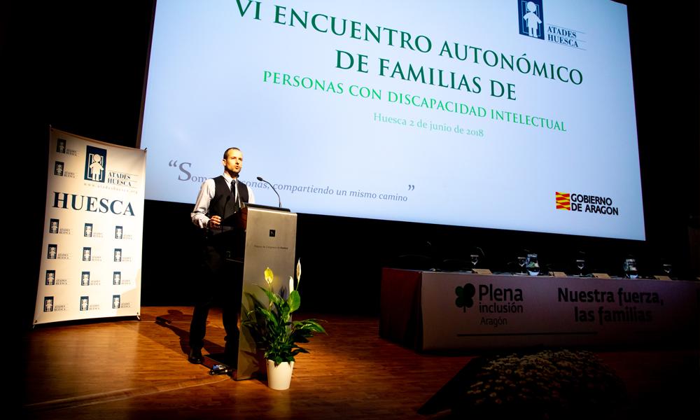 Sergio Bernués Presentador