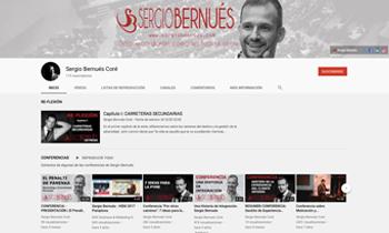 Youtube de Sergio Bernués
