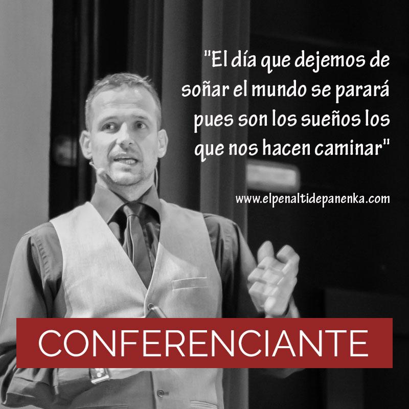 Sergio Bernués Conferencias