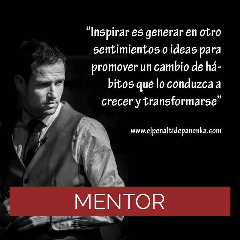 Sergio Bernués Mentor